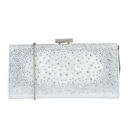 Lotus Occasion Handbags - Off White - ULG014/67 CHANDRA NICOLE