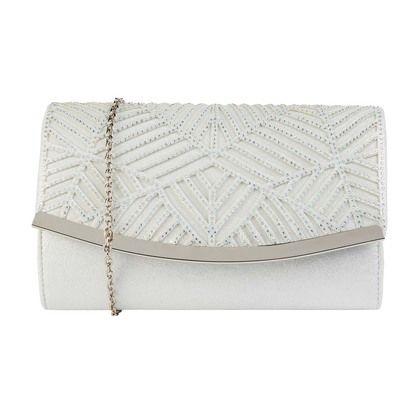 Lotus Occasion Handbags - Off White - ULG035/67 NARA IMMY