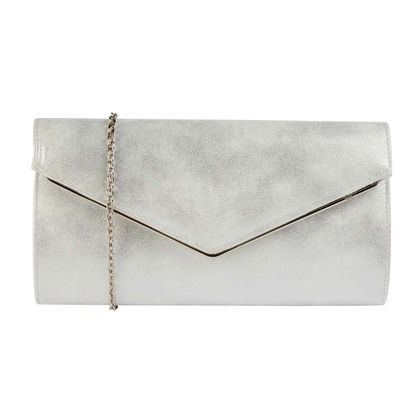 Lotus Occasion Handbags - Silver - ULG032/01 NILA JOSEPHINE