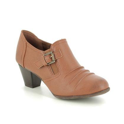 Lotus Shoe Boots - Tan - ULS130/11 PATSY