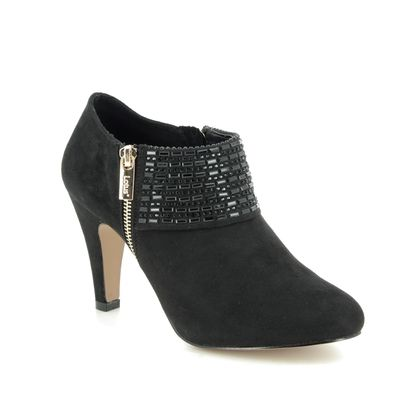 Lotus Shoe Boots - Black - ULS100/30 RONNA