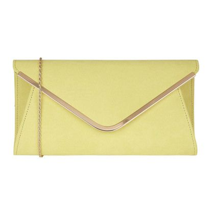 Lotus Occasion Handbags - Yellow - ULG011/08 SOMMERTON HOLLY