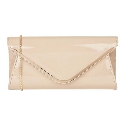 Lotus Occasion Handbags - Nude Patent - ULG011CP/56 SOMMERTON ISOBE