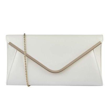 Lotus Occasion Handbags - White - ULG011/66 SOMMERTON ZARIA