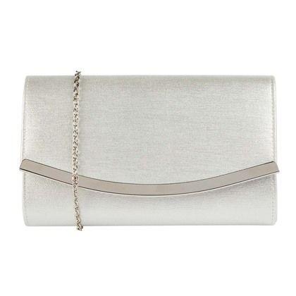 Lotus Occasion Handbags - Silver - ULG016/01 VANESSA LARISSA