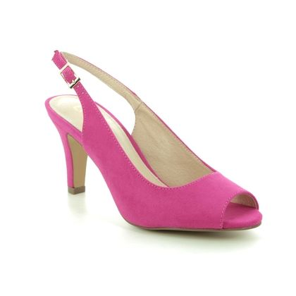 Lotus Slingback Shoes - Fuchsia - ULS059/62 ZARIA