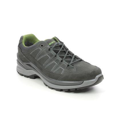 Lowa Walking Shoes - Grey nubuck - 310733-9441 TORO EVO GTX LO