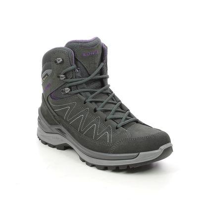 Lowa Walking Boots - Grey nubuck - 320721-9738 TORO EVO GTX MID