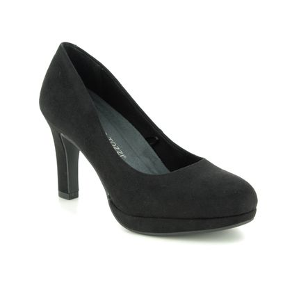 Marco Tozzi Heeled Shoes - Black - 22417/24/001 BADAMI 01