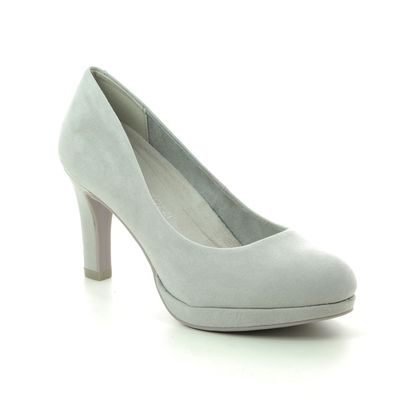 Marco Tozzi Heeled Shoes - Light Grey - 22417/24/200 BADAMI 01