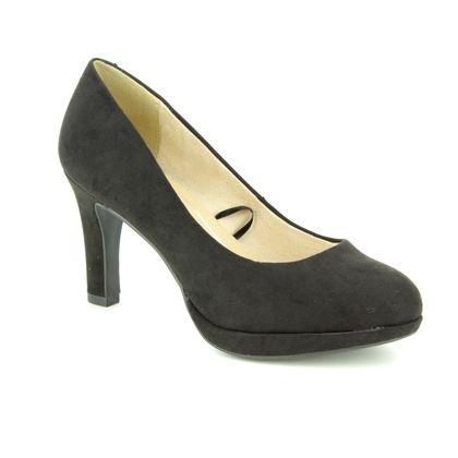 Marco Tozzi Heeled Shoes - Black - 22417/22/001 BADAMI 91