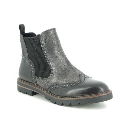 Marco Tozzi Chelsea Boots - Dark Grey - 25422/23/229 BELLO CHELSEA