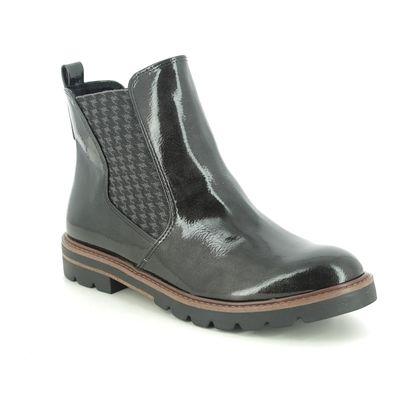 Marco Tozzi Chelsea Boots - Grey patent - 25422/25/280 BELLOCHELSEA 0