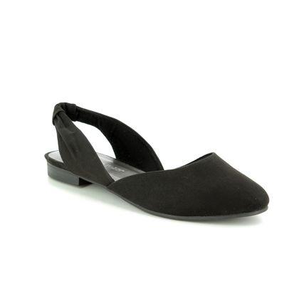 Marco Tozzi Closed Toe Sandals - Black - 29409/32/001 BRAVISLING