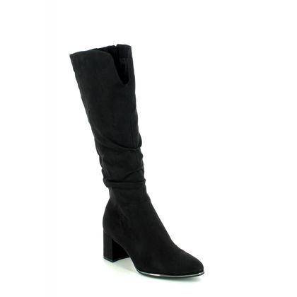 Marco Tozzi Knee High Boots - Black - 25516/25/001 DELOLONG 05