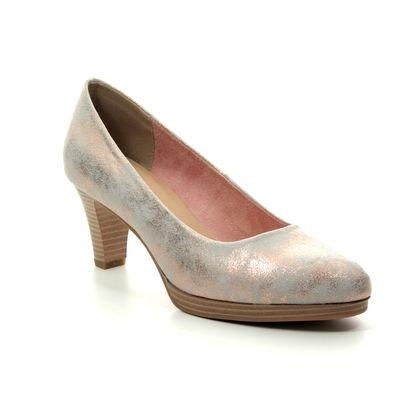 Marco Tozzi Court Shoes - ROSE  - 22413/32/592 KOBI