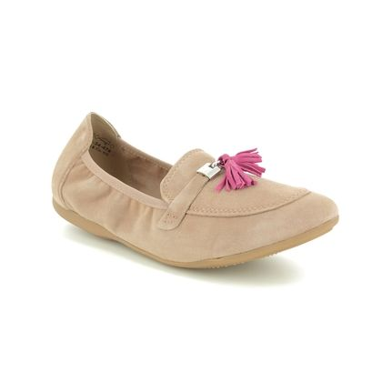Marco Tozzi Loafers and Moccasins - Nude - 24206/34/478 LINDASSLE