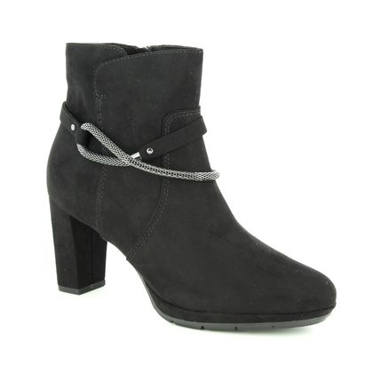Marco Tozzi Fashion Ankle Boots - Black - 25424/21/001 MEILI