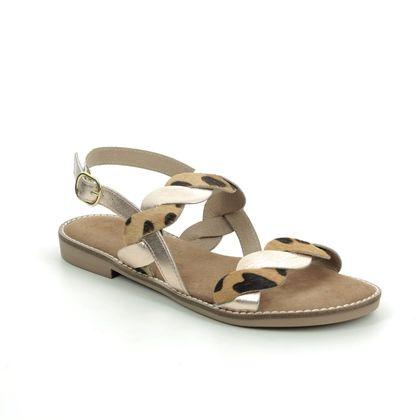 Marco Tozzi Flat Sandals - Rose - 28130/24/532 NEW DIAMOND