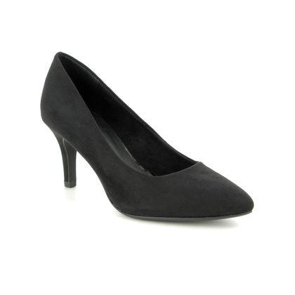 Marco Tozzi Heeled Shoes - Black - 22452/33/001 OLAP
