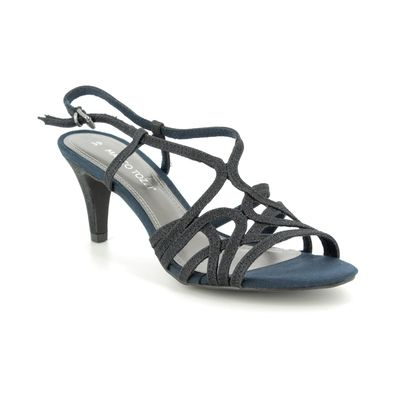 Marco Tozzi Heeled Sandals - Navy - 28328/22/824 PADUSTRA