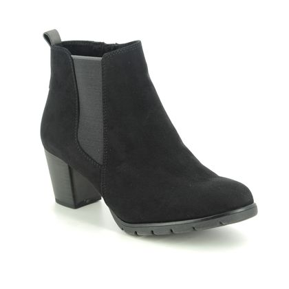 Marco Tozzi Fashion Ankle Boots - Black - 25355/35/098 PESA   05
