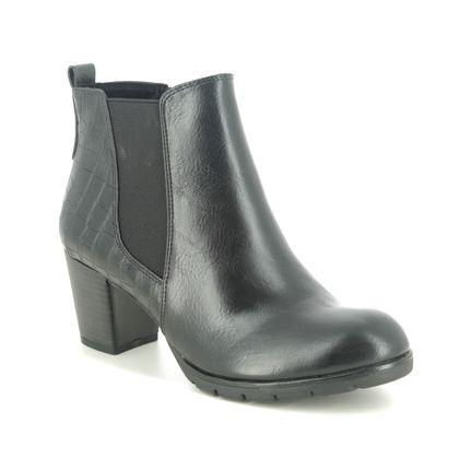 Marco Tozzi Boots - Ankle - Black - 25395/35/096 PESALEA 05