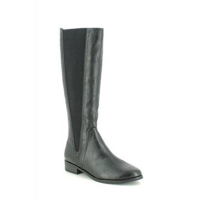 Marco Tozzi Knee High Boots - Black - 25528/23/002 RAPALONG 95
