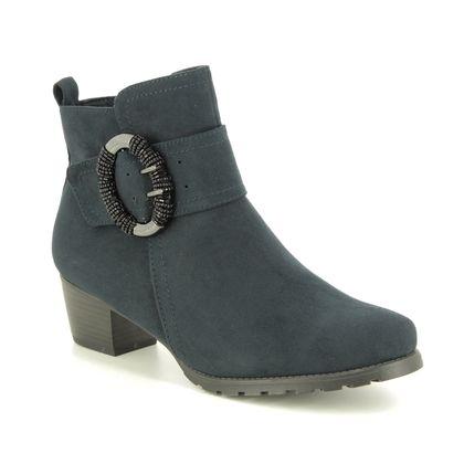 Marco Tozzi Boots - Ankle - Navy - 25354/23/840 ROSANBUCK