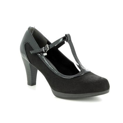 Marco Tozzi Heeled Shoes - Black - 24411/32/098 SENAGOBAR