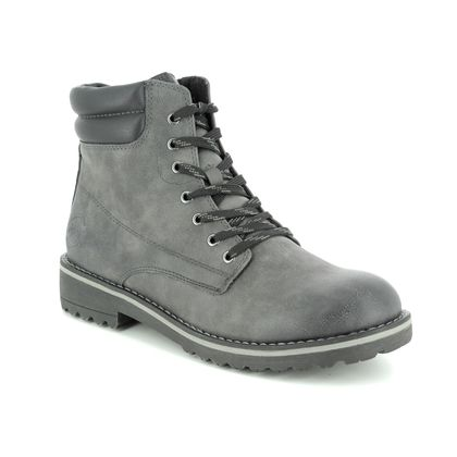 Marco Tozzi Fashion Ankle Boots - Dark Grey - 26230/21/226 SESTINO 85
