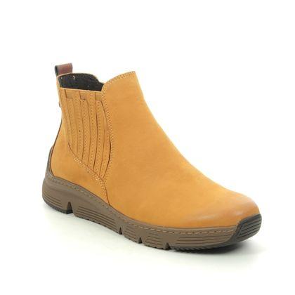 Marco Tozzi Chelsea Boots - Yellow - 25429/25/667 TRENTA