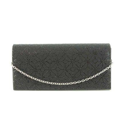 Marina Galanti Occasion Handbags - Black - 65002/04 65002-4 STONES