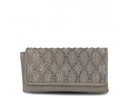 Menbur Occasion Handbags - Grey - 84776/71 BENETUTTI BAG
