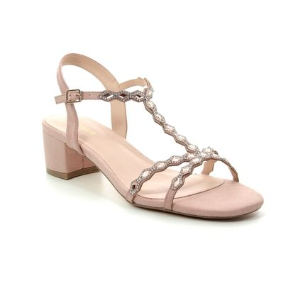 Menbur Heeled Sandals - Nude - 20328/97 VESCONA