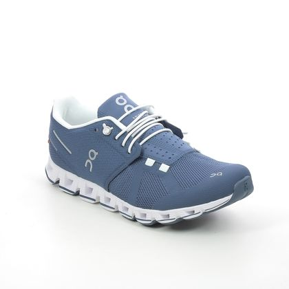 On Running Trainers - Navy - 194026- CLOUD  WOMENS