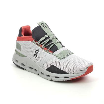 On Running Trainers - White multi - 2699819- CLOUDNOVA MENS