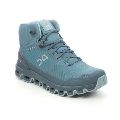 On Running Walking Boots - Turquoise - 2399753- CLOUDROCK TEX