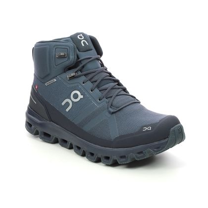 On Running Outdoor Walking Boots - Navy - 2399754- CLOUDROCK TEX M
