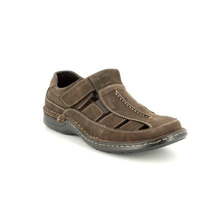 Padders Sandals - Brown - 0116/87 BREAKER G FIT