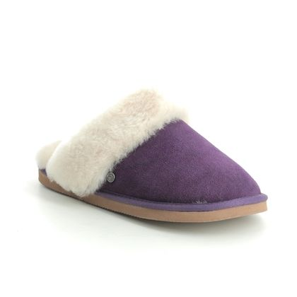 Padders Slippers & Mules - Purple - 0434-95 COSY   EE FIT