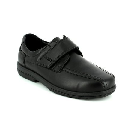 Padders Casual Shoes - Black - 0302/10 DANIEL H-K FIT
