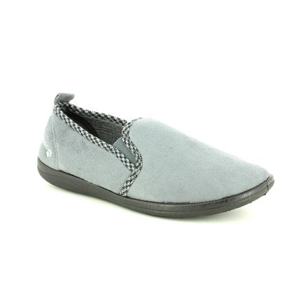 Padders Slippers & Mules - Grey - 0470/99 LEWIS  G FIT