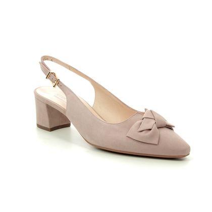 Peter Kaiser Slingback Shoes - Nude - 47349/245 BOJANA
