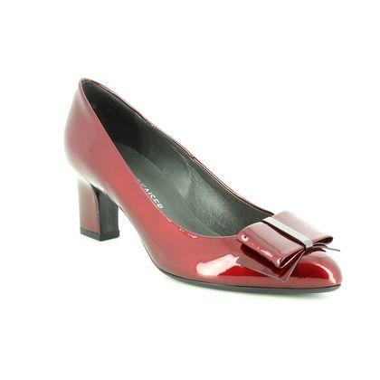 Peter Kaiser Court Shoes - Ruby - 53237/888 CARA