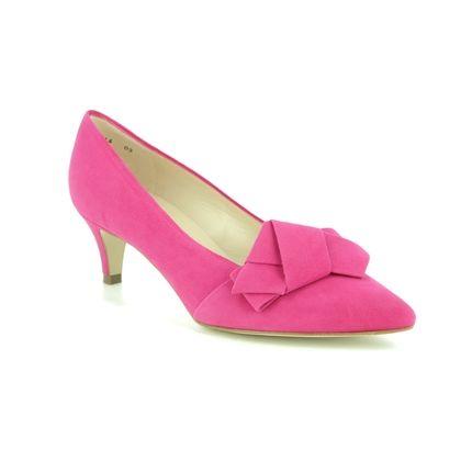 Peter Kaiser Court Shoes - Fuchsia - 55363/108 CATIANA