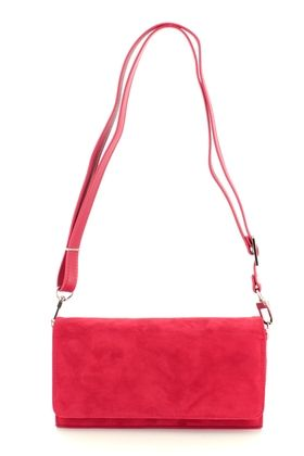 Peter Kaiser Occasion Handbags - Red suede - 11111/188 LANELLE