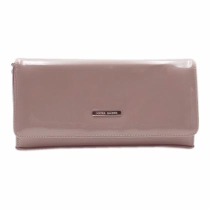 Peter Kaiser Occasion Handbags - Nude Patent - 99524/501 LANELLE MEDANA