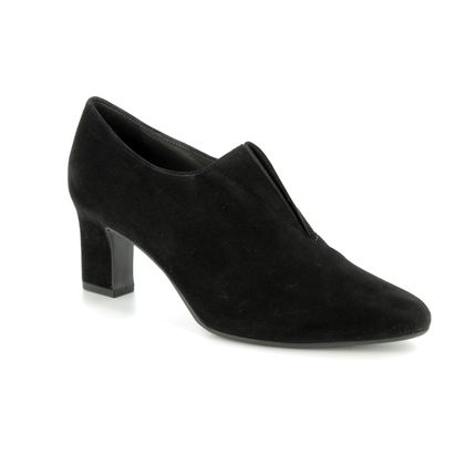 Peter Kaiser Shoe Boots - Black Suede - 53235/240 MAIKA
