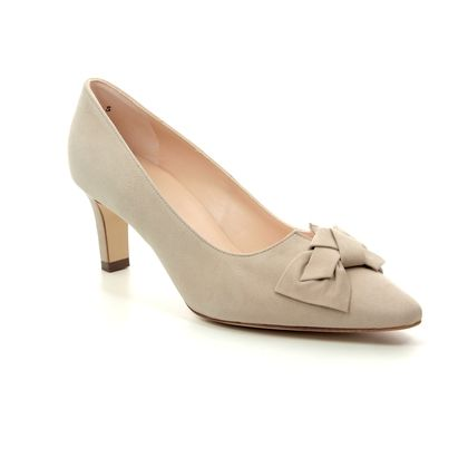Peter Kaiser Court Shoes - Beige suede - 66319/125 MALLORY